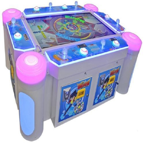 Quality 6 Man vs top game machine for sale