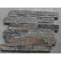 Buy cheap rustic slate cement panels cultured stone 03 product
