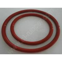 Buy cheap O-rings & Seals Red Silicone O Rings product