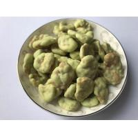 Buy cheap GMO - Free Fava Beans Nutritional BenefitsWasabi Coated Fried Technology product
