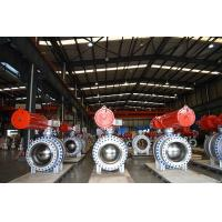 Buy cheap Ball Valve Casting Steel Trunnion Ball Valve from wholesalers