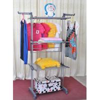 Buy cheap 3 tier portable clothes drying rack from wholesalers