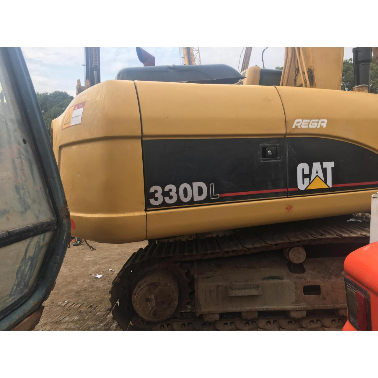 Buy cheap Used Caterpillar 330DL Excavat from wholesalers