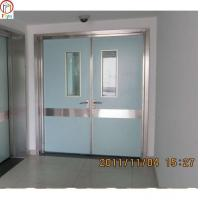 Buy cheap Manual Swing Ward Door, double open from wholesalers