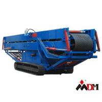 Buy cheap Mobile crawler belt conveyor from wholesalers
