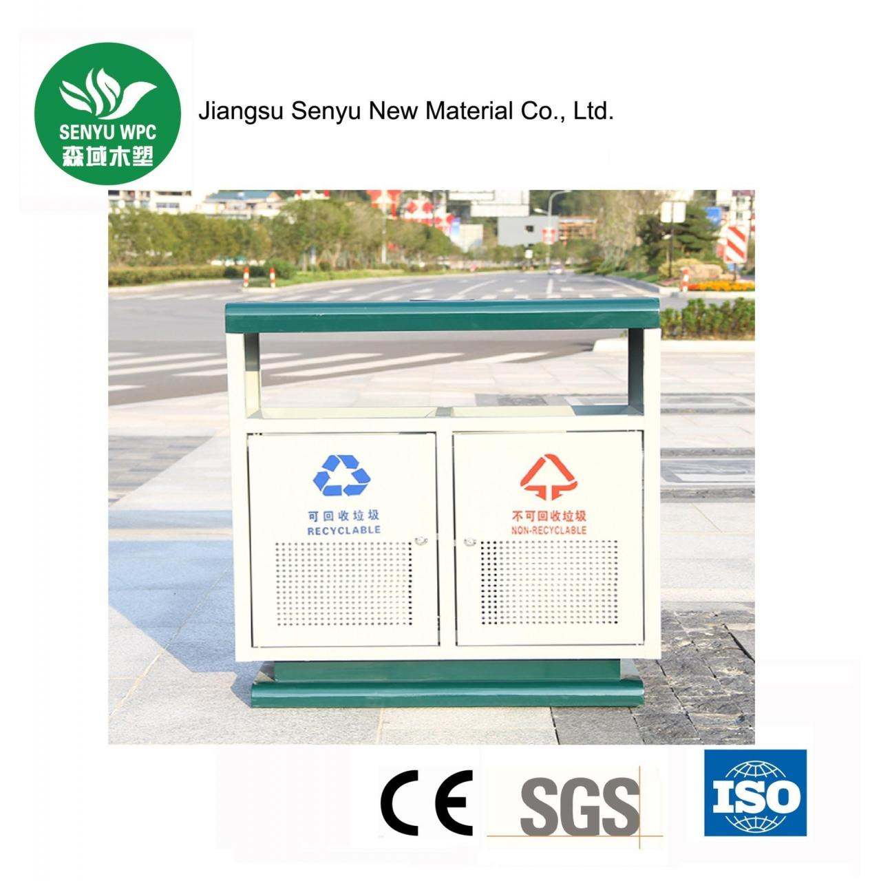Buy cheap Metal Trashbin from wholesalers