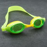 China Fashionable OEM Colorful Anti-fog UV Swimming Goggles for Kids or Junior on sale