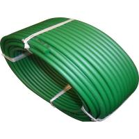 Buy cheap Rough Round Belts,Polyurethane PU green rough round belts from wholesalers
