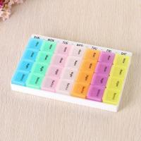 7 days Pill Box Pill Case Medicine Box-001
