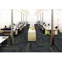 China Square Carpets Washable Decorative Carpet Tiles for Office on sale