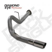 China K4130S - FOR '07-'10 CHEVY 4 STAINLESS - D.P.F. BACK SINGLE on sale