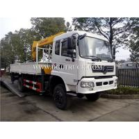 export to South America Boliva 4WD 4*4 off road truck crane