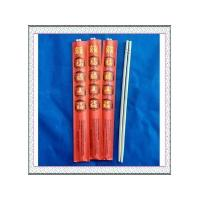 """Buy cheap 9""""Round bamboo chopsticks with red envelope product"""