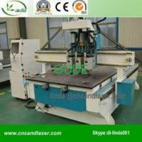 Three Spindle 3D Wood CNC Router OD-1325C