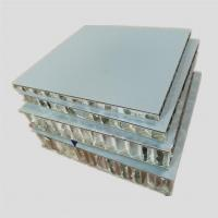 High Quality Fireproof Blue Color Aluminum Honeycomb Panels For Marine Use
