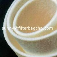 Buy cheap High Tensile Strength PTFE Membrane PPS Filter Cloth product