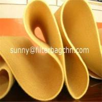 Buy cheap High Temperature Insulation Polyimide Filter Cloth product