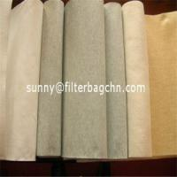 Buy cheap Non-woven Acrylic Needle Punched Felt for Sintering product