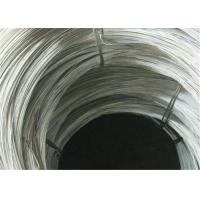 ISO9001 3mm Diameter Galvanized Steel Wire High Tensile For Making Nails