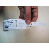 Buy cheap RFID Paper Wristbands product