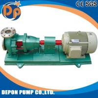 IH Strainless Steel Acid Proof Centrifugal Chemical Pump for Industrial Using