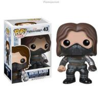 China Funko Funko POP Heroes: Captain America Movie 2 - Soldier Unmask Action Figure on sale