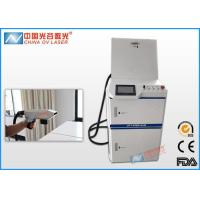 Buy cheap 100W Laser Cleaning Equipment For Oxide Dirt Cleaning , Clean Laser Machine product