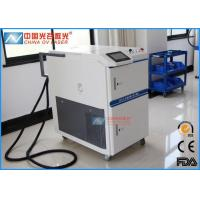 Buy cheap 0.2MPa - 0.6MPa Laser Mould Cleaning Machine For Removal Rust product