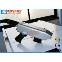 Buy cheap Laser Mould Laser Cleaner Machine For Coating Surface Pre - Treatment product
