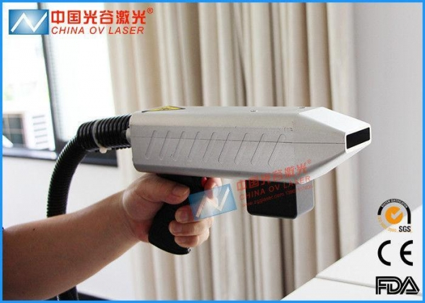 Quality Weld Residue Laser Mould Cleaning Machine Air Cooling Way With CE for sale