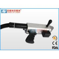 Buy cheap Air Cooling Way Tyre Mould Laser Cleaner Machine For Weld Residue product