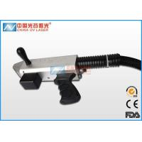 Buy cheap CE 200 Watt Tyre Mould Clean Laser Machine For Mold Cleaning product