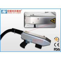 Buy cheap 100 Watt Tyre Mould Laser Dust Cleaning Machine , Laser Paint Removal Systems product