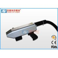 Buy cheap Tyre Mould Coating Surface Cleaning Machine Laser Clean Way 150mm Working Distance product