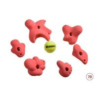 Buy cheap Star shape rock climbing holds product