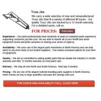 Buy cheap Truss Jibs from wholesalers