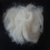 Buy cheap White finer Goat Hair Combings product