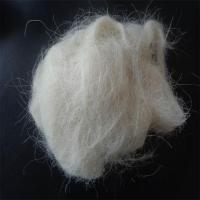 Buy cheap White Goat Hair Combings product