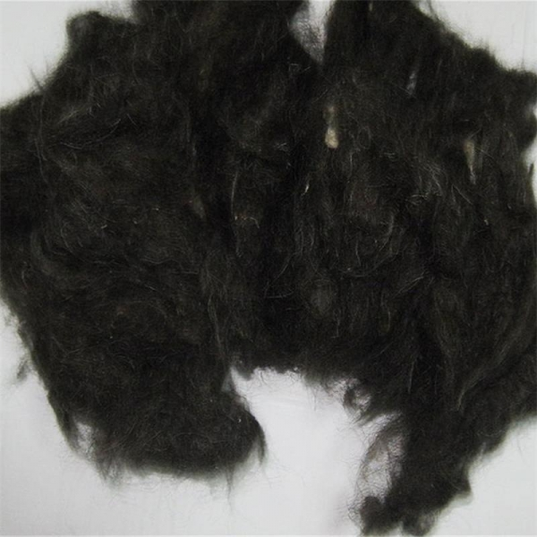 Quality Black wool Waste for sale