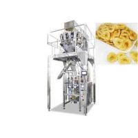 Dry Fruit Linear Weigher Packing Machine SS Material Z Type Bucket Elevator