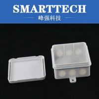 Buy cheap Wire Junction Box In 2 Different Raw Material Insert Injection Molding product