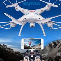 Buy cheap SYMA X5SW Remote Control RC Helicopter Gyro Quadcopter Drone 2MP HD Camera 3D Ro from wholesalers