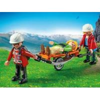 Playmobil #5430 - Mountain Rescuers with Stretcher
