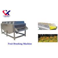 Buy cheap Lychee Fruit Brushing Washer Machine product