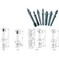 ANSI & BS Spindle of pin type insulators for high voltage