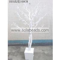 Buy cheap Assorted of 70CM Wedding Indoor Silver Garland Tre--E03-70 product