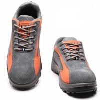 Buy cheap Fashion Puncture Resistant Steel Toe Non Slip Work Shoes Safety Footwear from wholesalers