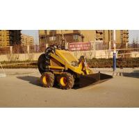 Chinese Mini Skid Steer Loader Used for Farm