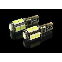 High Performance LED Auto Interior LightsT10 W5W 5050 Stronger Power Car Lamps