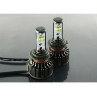 Super Brightness Universal Led Headlight Kit H7 For Cars Fog With Fan Cooler